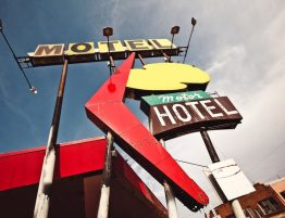 Motel in Riviera Beach